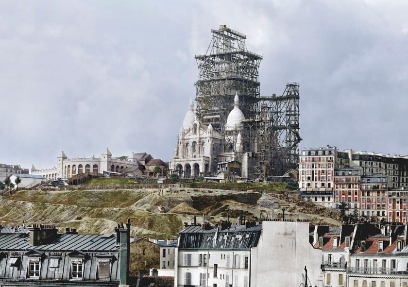 מגדל הפעמון בסאקרקר צבע